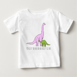 Nursasaurus - baby shirt