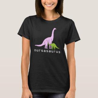 Nursasaurus, Nursing Dinosaur T-Shirt
