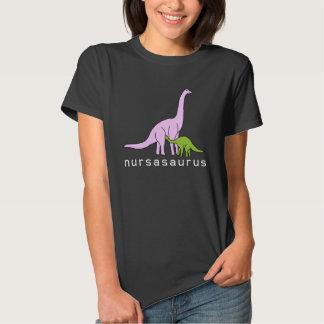 Nursasaurus, Nursing Dinosaur T-shirts