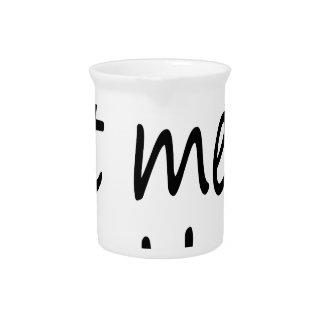 nurse18 beverage pitcher