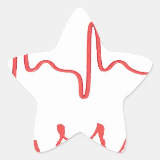 nurse1 star sticker