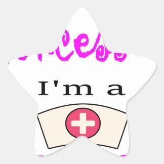 nurse22 star sticker