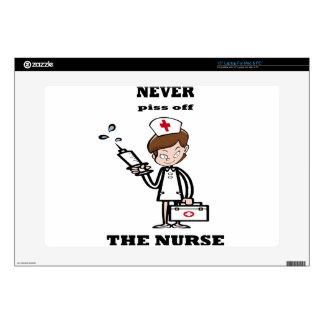 "nurse7 decal for 15"" laptop"
