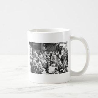 Nurse Among the Troops Coffee Mug