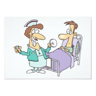 Nurse And Patient Invitations