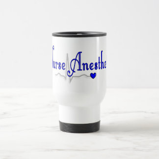 Nurse Anesthetist Gifts Travel Mug