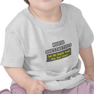 Nurse Anesthetists Smarter T Shirts