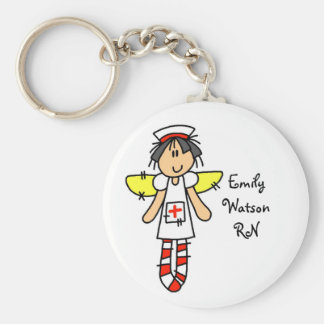 Nurse Angel Keychains