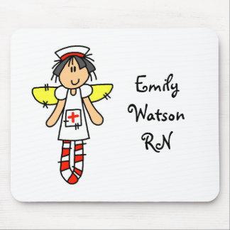 Nurse Angel Mouse Mats