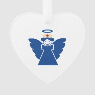 Nurse Angel Ornament