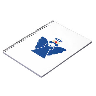 Nurse Angel Spiral Notebook