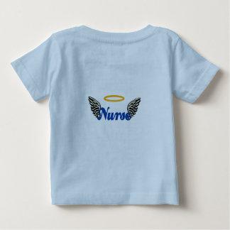 Nurse Angel Wings Baby T-Shirt