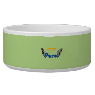 Nurse Angel Wings Bowl