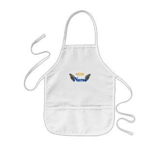 Nurse Angel Wings Kids' Apron