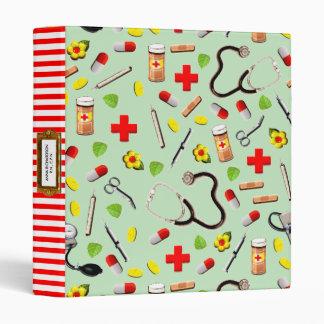 Nurse Appreciation 3 Ring Binder