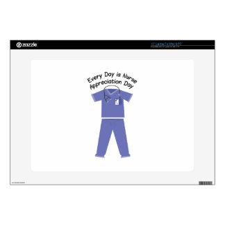 "Nurse Appreciation Day Skin For 15"" Laptop"
