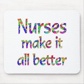 Nurse Appreciation Mouse Pad