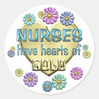 Nurse Appreciation Sticker