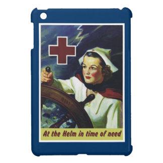 Nurse at the Helm iPad Mini Cases