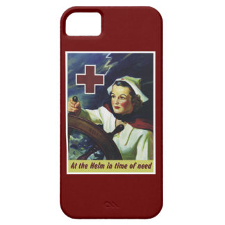 Nurse at the Helm iPhone SE/5/5s Case
