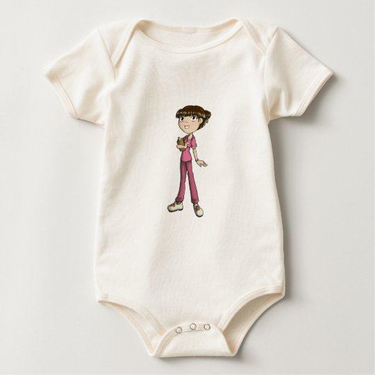 Nurse Baby Bodysuit