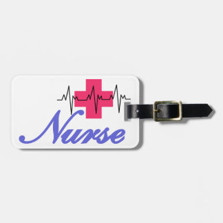 Nurse Bag Tag