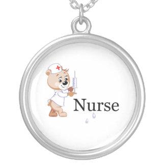 Nurse Bear Pendants