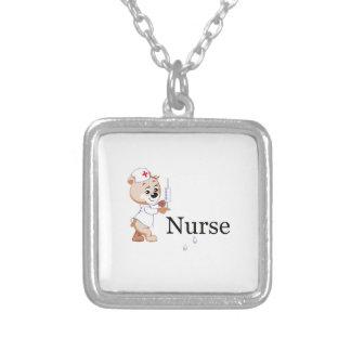 Nurse Bear Custom Jewelry
