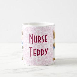Nurse Bear - Teddy Bear Coffee Mug