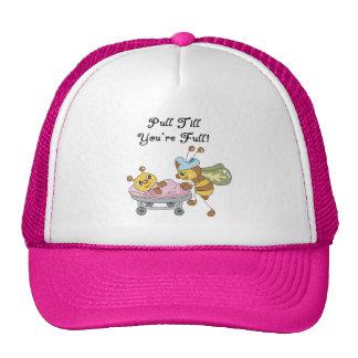 Nurse Bee Customized Hat