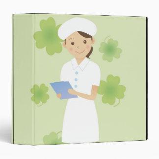 Nurse Vinyl Binders