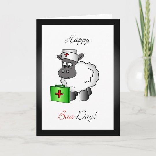 Nurse Birthday Greeting Card Zazzle