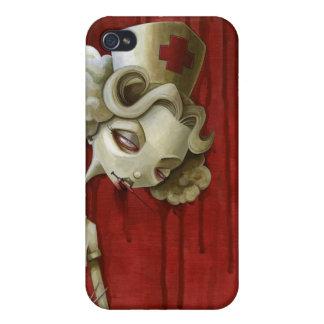 Nurse Bloody Betty iPhone 4 Case