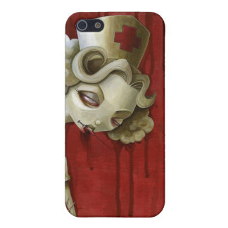 Nurse Bloody Betty iPhone 5/5S Covers