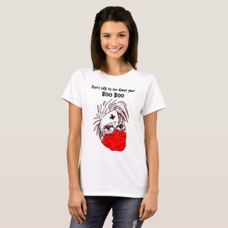 Nurse Boo Boo T-Shirt