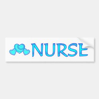 Nurse Bumper Sticker
