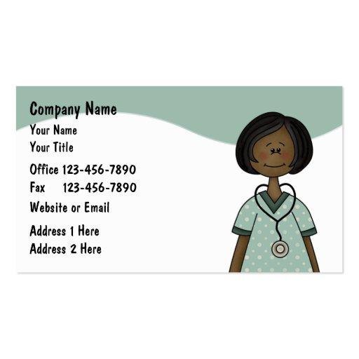 Nurses business card business card templates bizcardstudio nurse business cards colourmoves
