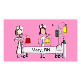 Nurse Business Cards The Hospital