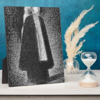 Nurse by Georges Seurat Plaque