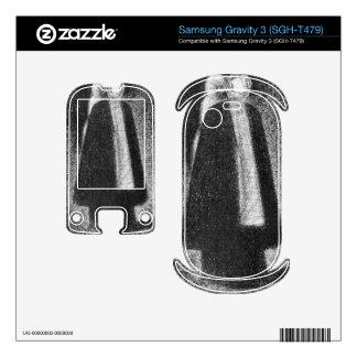 Nurse by Georges Seurat Samsung Gravity 3 Skins