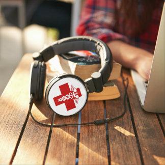 Nurse Caduceus Headphones