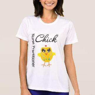 Nurse Career Chick Nurse Practitioner T Shirt