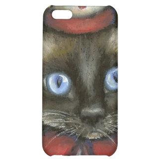 nurse cat cover for iPhone 5C