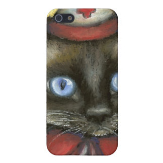 nurse cat cover for iPhone SE/5/5s