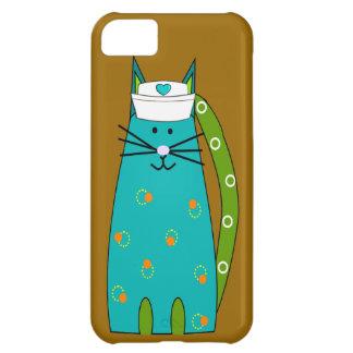 Nurse Cat Lover iPhone 4 Case