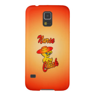 Nurse Chick #5 Galaxy S5 Covers