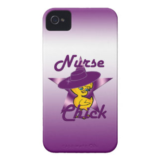 Nurse Chick #9 iPhone 4 Covers