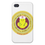Nurse Chick iPhone 4/4S Covers