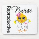 Nurse Chick v2 Reproductive Nurse Mouse Pad