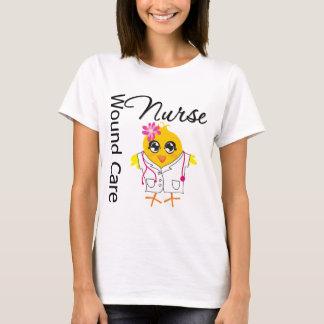 Nurse Chick v2 Wound Care Nurse T-Shirt